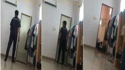 งานนี้เจ็บจริง! ประตูทะลุมิติ จู่ๆ หนุ่มหายวับไปกับตา ทำเพื่อนฮาลั่นห้อง