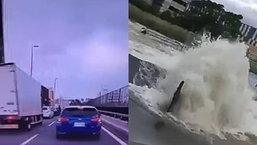 เปิดคลิปธรณีพิโรธ แผ่นดินไหวญี่ปุ่น 6.1 แมกนิจูด เมืองโอซาก้า