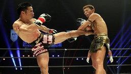 """""""ยอดเหล็กเพชร"""" เหนือชั้นบุกปราบ """"นักชกญี่ปุ่น"""" ถึงถิ่นศึก knockout"""