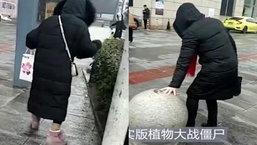 คนจีนสโลว์ไลฟ์ทั้งเมือง เพราะชีวิตกลางแจ้งแสนลำบากกลางฤดูหนาว