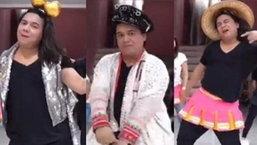 """""""เอ ศุภชัย"""" จริงจังเรื่องการเต้น แดนซ์ยับเพลง แฟนจ๋า ฮาจนท้องแข็ง"""