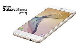 เผยสเปก Galaxy J5 Prime (2017) อัปเกรดใหม่ด้วย RAM 3GB พร้อมกล้องหน้าเซลฟี่ 8 ล้านพิกเซล