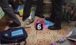 บุกบ้านชักเอ็ม 16 ยิงสังหารน้องชายทนายชื่อดังเมืองคอน