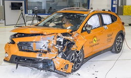 Euro NCAP เผย 7 รถยนต์ปลอดภัยจากการชนมากที่สุดประจำปี 2017