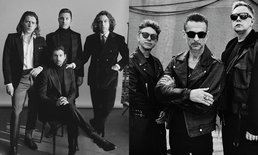 Arctic Monkeys และ Depeche Mode นำทัพศิลปินระดับโลกสู่ Mad Cool Festival 2018
