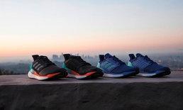 อาดิดาส SolarBOOST รองเท้าที่ใช้เทคโนโลยีจากกระสวยอวกาศ
