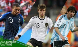 ก่อนบรรลุนิติภาวะ : 7 แข้งวัยละอ่อนยิงประตูในฟุตบอลโลก