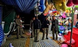 งานปีใหม่ม้งอาบเลือด รัวยิงคาซุ้มปาลูกโป่ง ตาย 2 ศพ มุ่งปมล้างแค้น