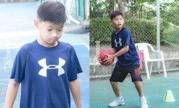 อาชิน ธนทัต หนุ่มน้อยวัย 10 ขวบ ห่างบ้านที่กาฬสินธุ์มาตามฝันเป็นนักเทนนิสที่พัทยา