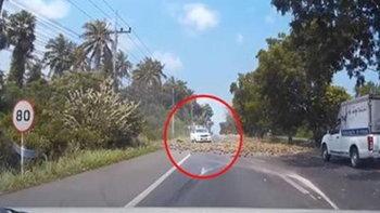 อุทาหรณ์ รถยางระเบิด เตือนเวลาเจอเหตุการณ์นี้ห้ามเหยียบเบรกเด็ดขาด