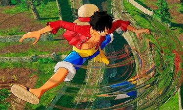 มาแล้วตัวอย่างแรกเกม One Piece World Seeker ที่มีโลกกว้างๆแบบ Open World