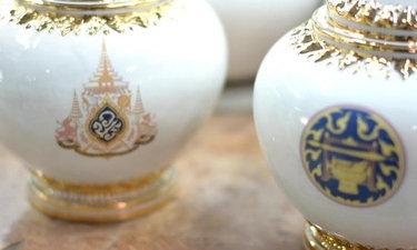 """เปิดโฉม """"พระกลศ"""" อัญเชิญน้ำพระพุทธมนต์ 77 จังหวัด ในพระราชพิธีบรมราชาภิเษก"""