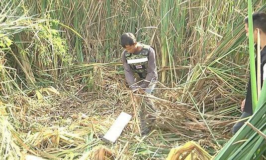 คุมทำแผน หนุ่มฆ่าม่ายสาวหมกดงธูป สารภาพกับพระก่อนบอกที่ซ่อนศพ