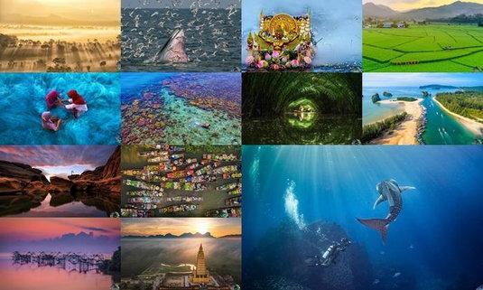 """งามหยด """"สมาคมถ่ายภาพฯ-ททท."""" เผย 13 รูปชนะแคมเปญ """"มหัศจรรย์เมืองไทย"""""""
