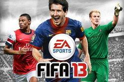 FIFA 13 ยังแรง! แค่วันแรกขายไปแล้วกว่า 3 แสนชุด