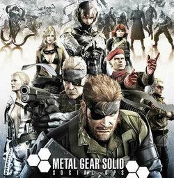 Metal Gear Solid: Social Ops เมื่อลุงงูบุกสมาร์ตโฟน