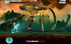 God of Blades เกมส์แอคชั่นแนว 300 ใน iOS