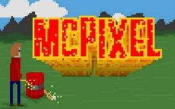 McPixel โคตรเกมอินดี้แก้ปริศนาสุดรั่ว