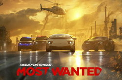 Need For Speed Most Wanted คลิปเกมเพลย์ 4