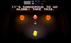 The Legend of Zelda ตำนานเซลด้าภาคแรกมีให้เล่นฟรี ในรูปแบบเว็บเกม