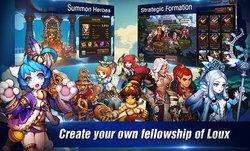 "Com2uS เปิด Soft-launch เกม ""Light: Fellowship of Loux"" ในเอเชีย 7 ประเทศ"