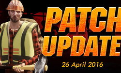 Infestation Patch Update 26 เมษายน 2559