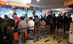 รอก็ต้องทน! แฟนๆแห่รอเล่น Kancolle อาเขตที่ญี่ปุ่น คิวยาวเหยียด