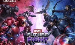 MARVEL Future Fight อัพเดทเวอร์ชั่นล่าสุดในรูปแบบ CIVIL WAR!