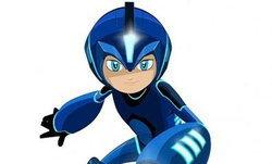 ภาพแรกของ Mega Man เวอร์ชั่นการ์ตูน จากทีมสร้าง Ben10