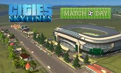 Cities: Skylines ร่วมฉลองบอลยูโร จัดแจก DLC สนามฟุตบอลและอื่นๆฟรี!
