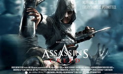 Ubisoft ไม่หวังว่าหนัง Assassin's Creed จะทำเงินได้ เน้นสร้างแบรนด์มากกว่า