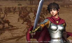 Berserk ตัวอย่างเกมเพลย์ของ Casca และ Judeau ,ภาพชุดใหม่