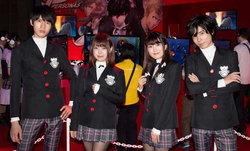 จัดเต็ม! ภาพสาวๆและคอสเพลย์ ในงาน Tokyo Game Show 2016