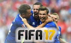 Iceland โดนตัดออกจากเกม FIFA 17 เพราะมีปัญหากับ EA
