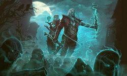 Diablo III เปิดตัวคลาสใหม่ Necromancer