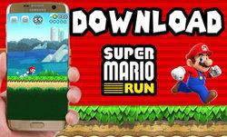 ประธานนินเทนโดคอนเฟิร์ม! Super Mario Run ของ Android มาแน่ต้นปี 2017
