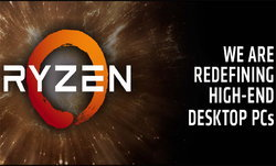 AMD โชว์เครื่องพีซี และ AM4 ที่ใช้โปรเซสเซอร์ Ryzen