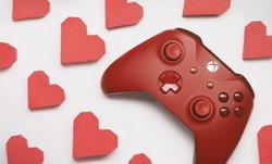 รวมภาพวาเลนไทน์ วันแห่งความรักโดยบริษัทเกมดัง
