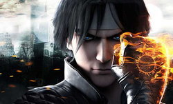 King of Fighters: Destiny อนิเมชั่นซีรี่ส์แบบ 3D CG