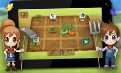 Harvest Moon Lil' Farmers มาปลูกผักกับแบบราคาเบาๆในมือถือ