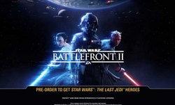 วีดิโอเปิดตัวอย่างเป็นทางการของ Star Wars Battlefront II