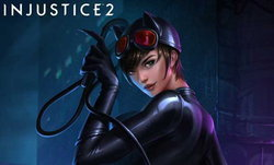 Injustice 2 Mobile เปิดลงทะเบียนล่วงหน้า รับนางแมว