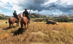Wild West Online เกม MMO PvP สไตล์คาวบอยแบบเกม Red Dead Redemption
