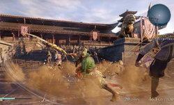 Dynasty Warriors 9 ปล่อยภาพสกรีนชอตงามๆชุดใหม่