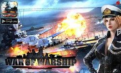 War of Warship TH เปิดให้เล่น พร้อมกัน 4ประเทศแล้ววันนี้