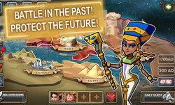 เจาะเวลาหาฮีโร่กับเกม Time Quest: Heroes of History