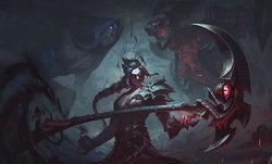 Kayn เพชรฆาตในเงามืด แชมเปี้ยนมือสังหารใหม่จาก League of Legends