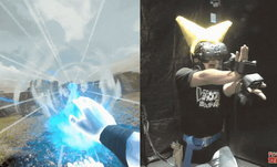 VR arcade สวนสนุกเกม VR จาก Bandai Namco ที่เที่ยวใหม่ในโตเกียว