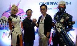 Blizzard จับมือ MOL เปิด Blizzard Café ประเดิม Overwatch เป็นเกมแรก