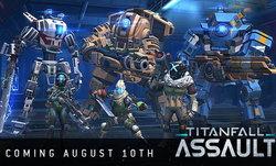 Nexon ปล่อยเกม Titanfall: Assault โหลดได้แล้ววันนี้ทั้งสองระบบ